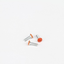 ANSI slotted screws