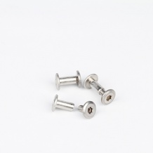 stainless steel hex socket chicago screw